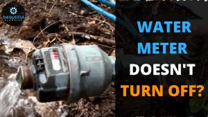 Faulty Water METER