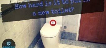 Clean Flush Toilet