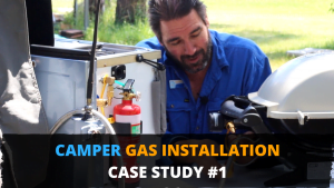 Camper Trailer Gas