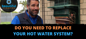 Replace Hot Water System